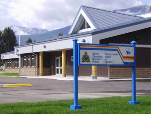 Golden RCMP Detachment
